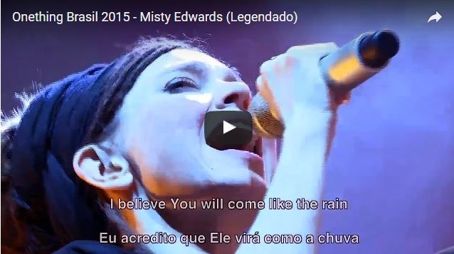 Misty Edwards Live: One Thing